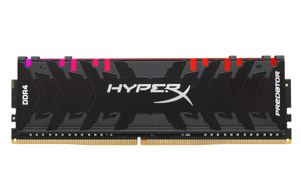 Kingston 16GB (2x8GB) HyperX Predator RGB, DDR4 3200MHz