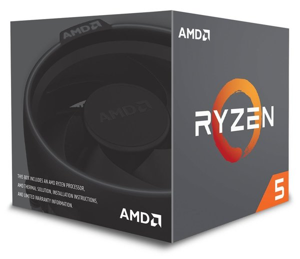 AMD Ryzen 5 2600 Pinnacle Ridge