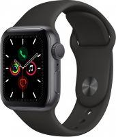 Apple Watch Series 5, 40 мм серый космос