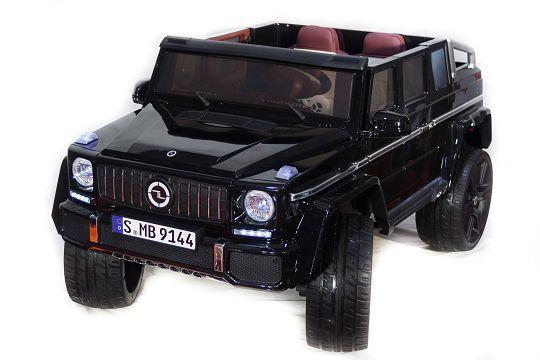 Детский электромобиль Mercedes-Benz Maybach 4x4