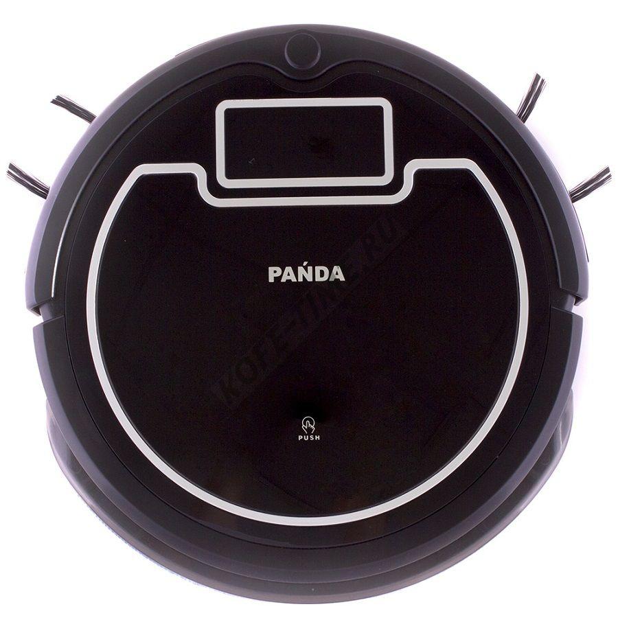 Робот-пылесос Panda X 950 Absolute Black