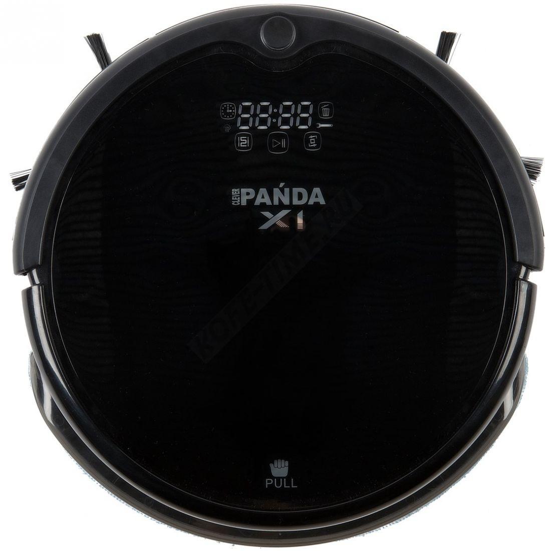 Робот-пылесос Panda X1 Black