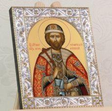Икона Игорь Великий (14х18см)