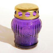 Лампада для дома Фиолетового цвета