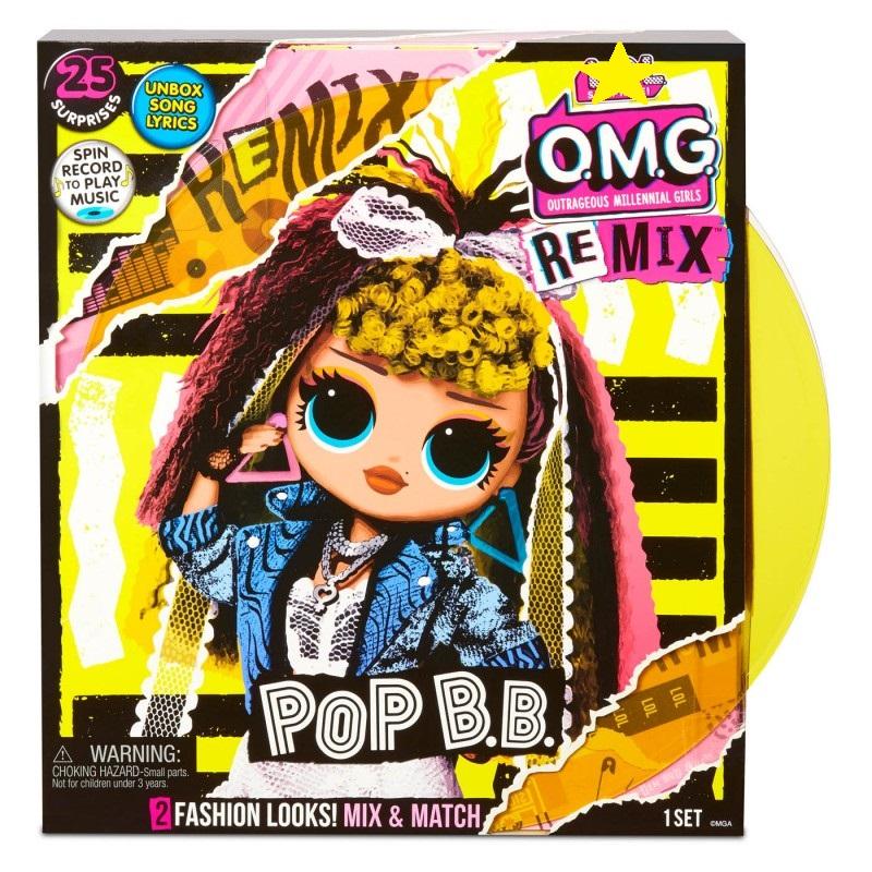 Кукла лолка омг Ремикс Pop B.B lolka