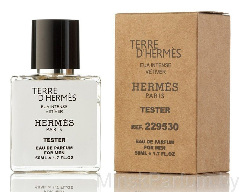 Мини-Тестер Hermes Terre Intense Vetiver For Men 50 мл (ОАЭ)