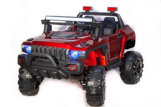 Детский электромобиль Hummer QLS618 4x4