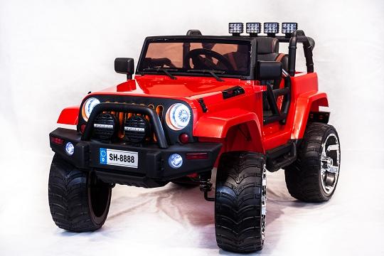 Детский электромобиль Jeep SH 888 4x4