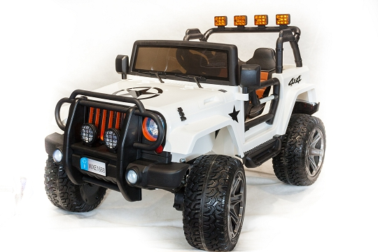 Детский электромобиль Jeep WHE 1688 4x4