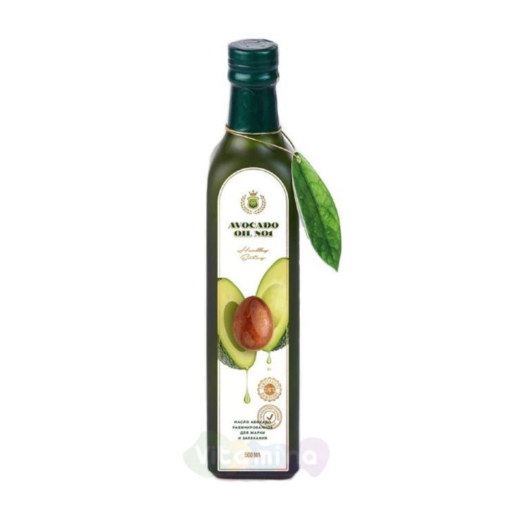 Avacado Oil №1 Рафинированное масло авокадо для жарки и запекания