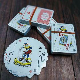 Игральные карты Copag (полупластик) — казино