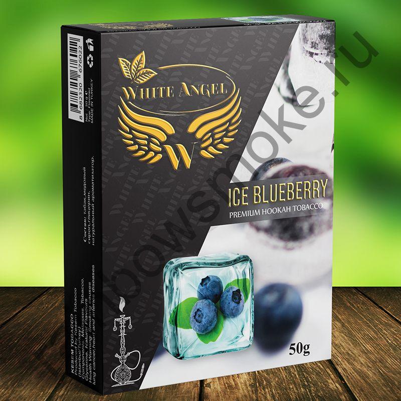 White Angel 50 гр - Ice Blueberry (Ледяная Черника)