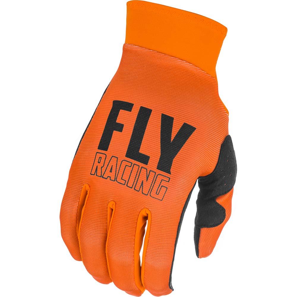Fly Racing 2021 Pro Lite Orange/Black перчатки