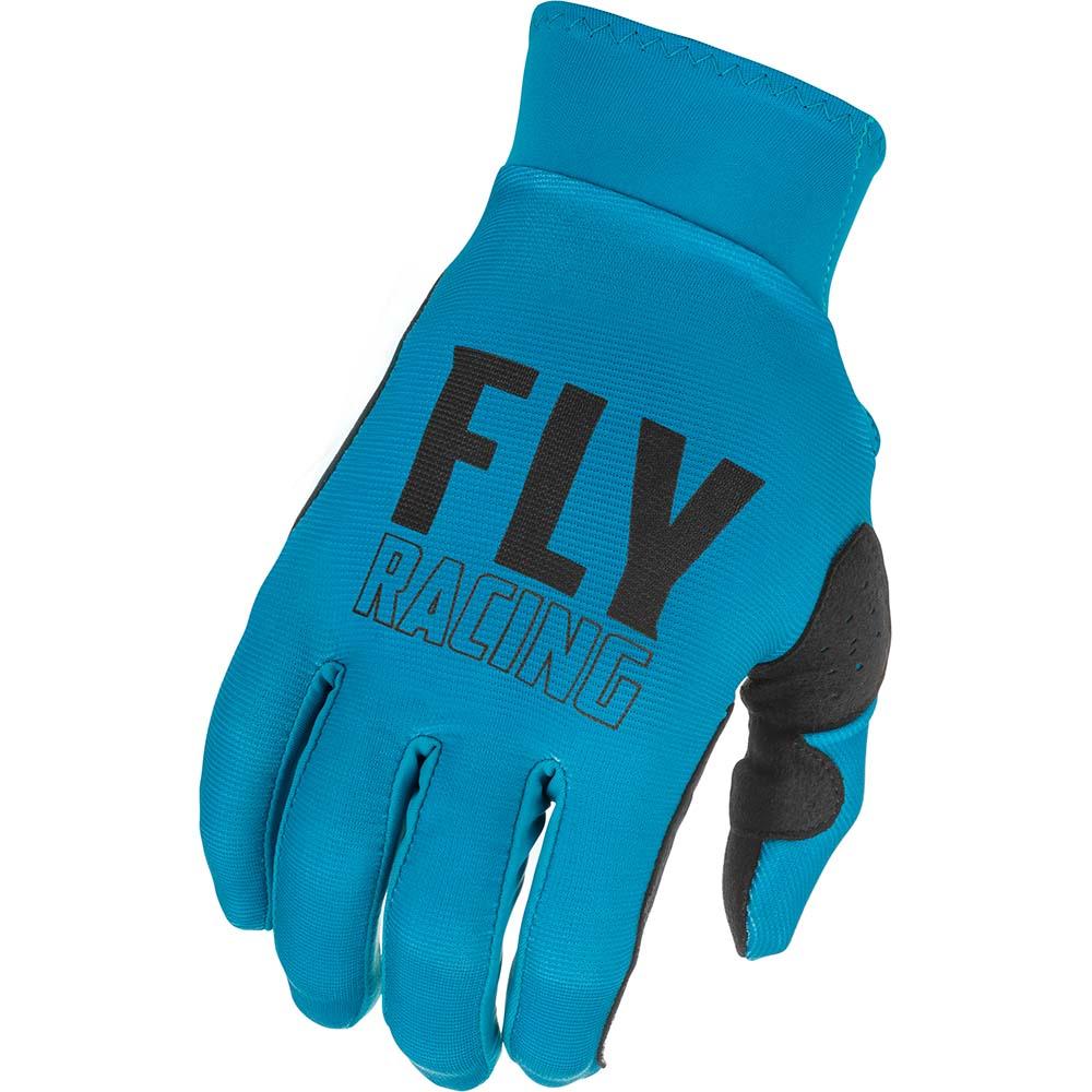 Fly Racing 2021 Pro Lite Blue/Black перчатки