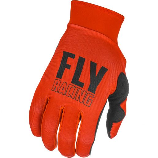 Fly Racing 2021 Pro Lite Red/Black перчатки