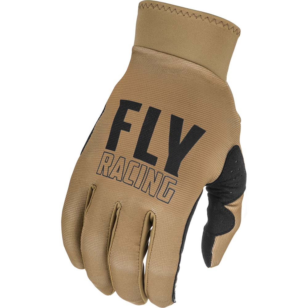 Fly Racing 2021 Pro Lite Khaki/Black перчатки