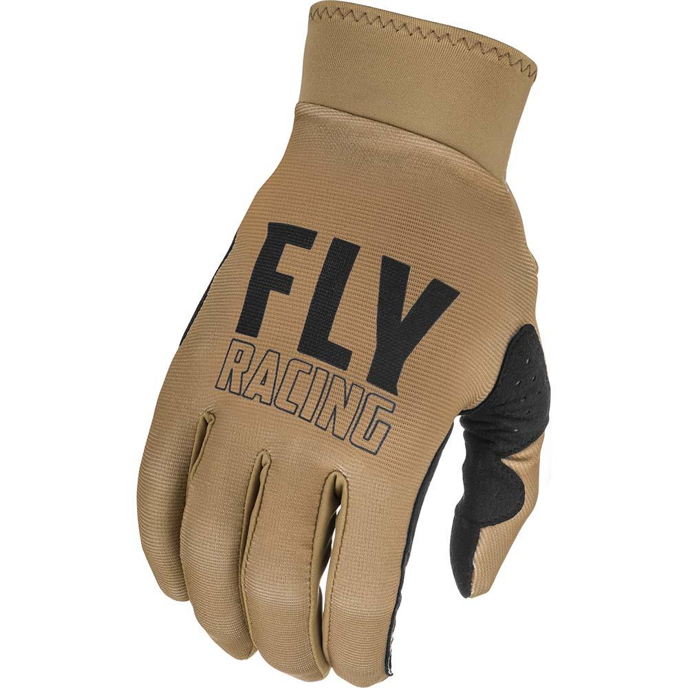 Fly Racing 2021 Pro Lite Khaki/Black перчатки