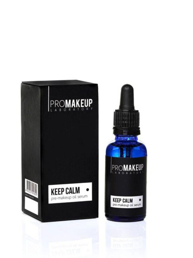 """Двухфазная сыворотка-основа под макияж """"KEEP CALM"""" для сухой и чувствительной кожи PROMAKEUP LABORATORY"""