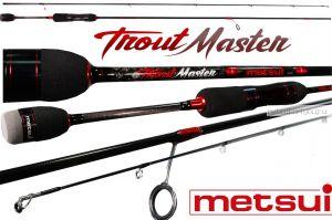 Спиннинг Metsui Trout Master 632UL 191 см / тест 0,8-6 гр