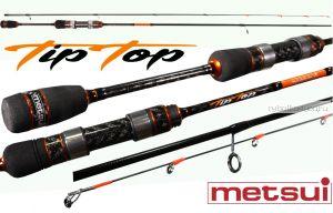 Спиннинг Metsui Tip Top 632XULS 191 см / тест 0,5-3,5 гр
