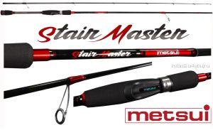 Спиннинг Metsui Stair Master 762ML 229 см / тест 5-21 гр