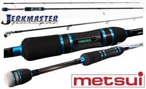 Спиннинг Metsui Jerk Master 612ML 185 см / тест 3-21 гр