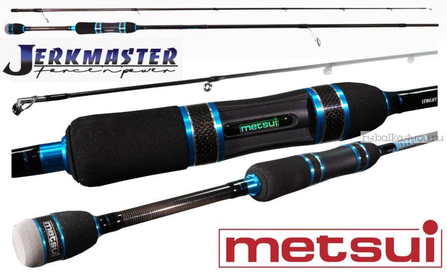 Спиннинг Metsui Jerk Master 632M 190 см / тест 7-34 гр