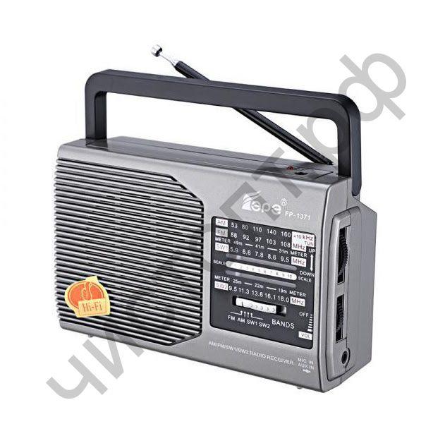 Радиоприёмник сетев. Fepe FP-1371