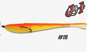 Поролоновая рыбка Jig It 14 см / цвет:  111