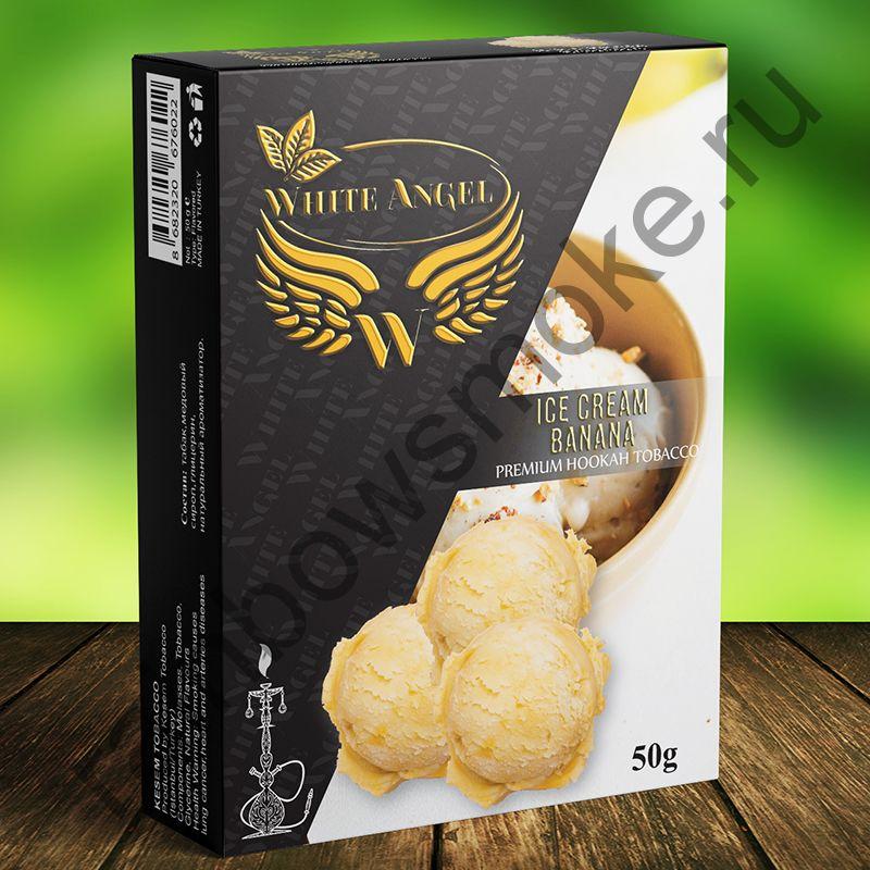 White Angel 50 гр - Ice Cream Banana (Банановое Мороженое)