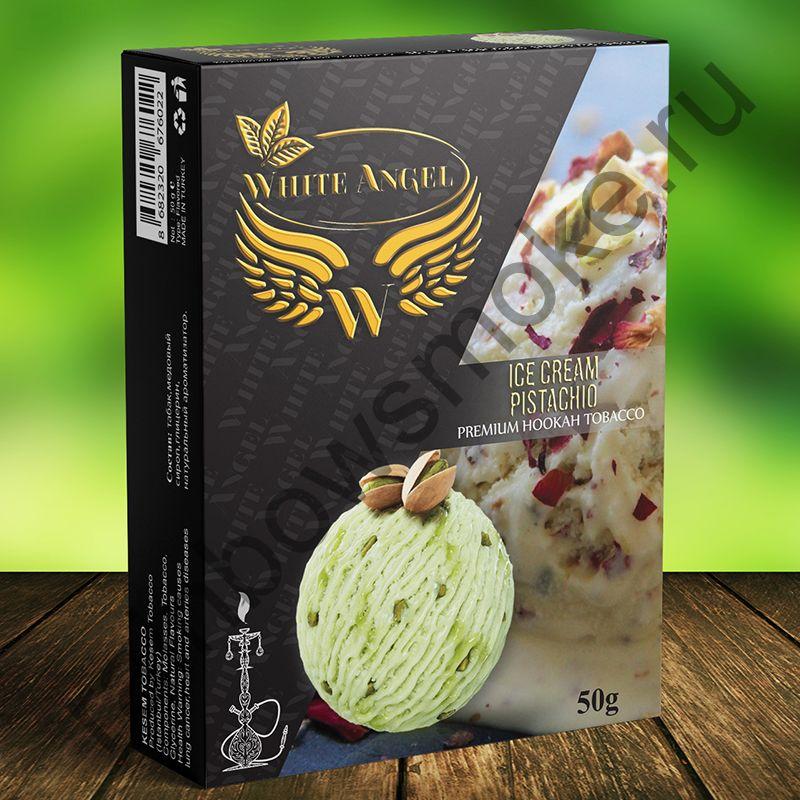 White Angel 50 гр - Ice Cream Pistachio (Фисташковое Мороженое)