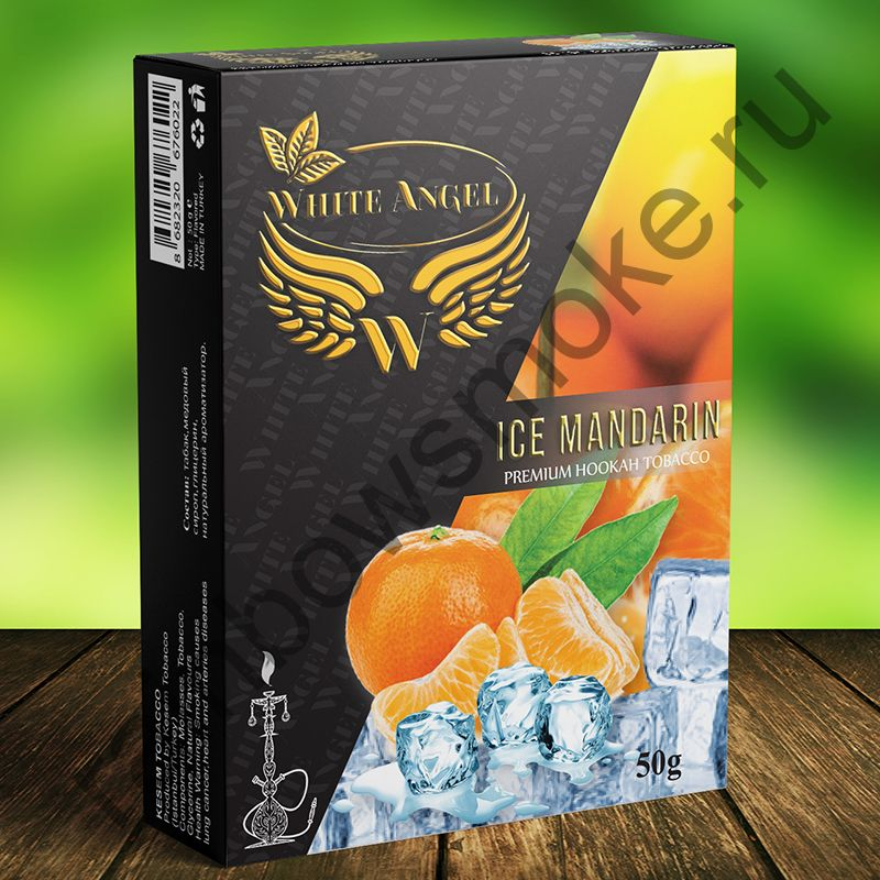 White Angel 50 гр - Ice Mandarin (Ледяной Мандарин)