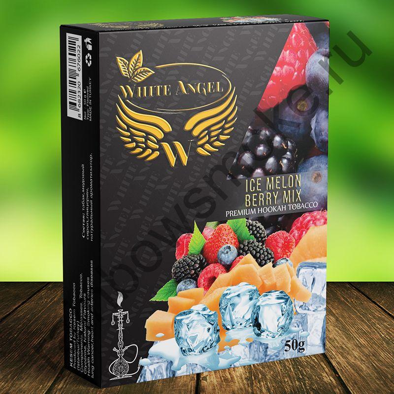 White Angel 50 гр - Ice Melon Berry Mix (Лед Дыня Ягодный Микс)