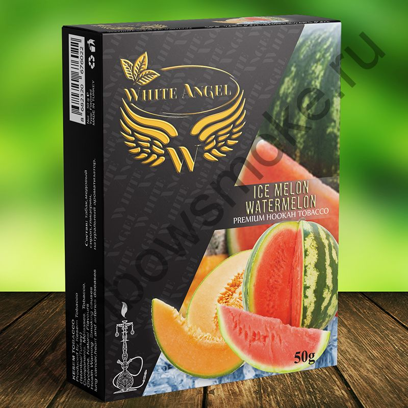 White Angel 50 гр - Ice Melon Watermelon (Лед Дыня Арбуз)