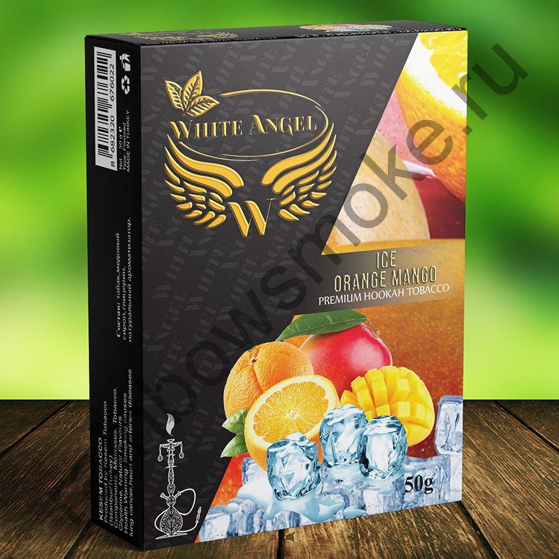 White Angel 50 гр - Ice Orange Mango (Ледяной Апельсин Манго)