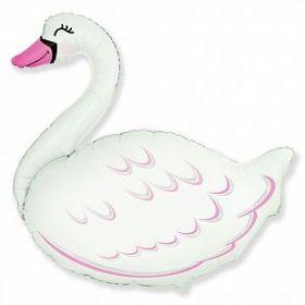 """Белый лебедь, 32""""/ 82*80 см"""