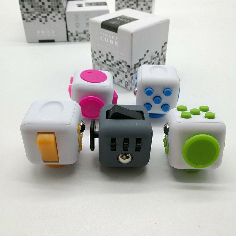 Кубик Антистресс Fidget Cube 20,40₽