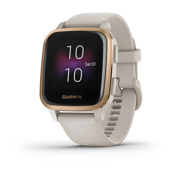Часы Garmin Venu Sq Music Edition Rose Gold