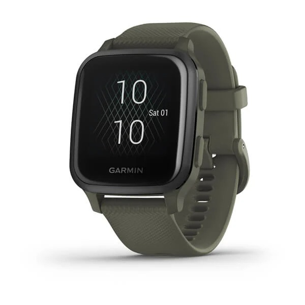 Часы Garmin Venu Sq Music Edition Moss
