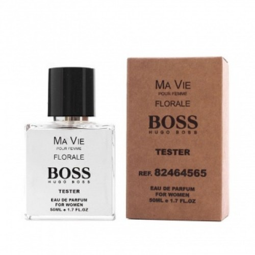 Мини-Тестер Hugo Boss Ma Vie Floral 50 мл (ОАЭ)