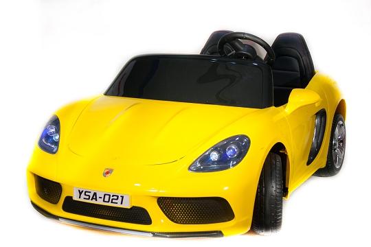 Детский электромобиль Porsche Cayman