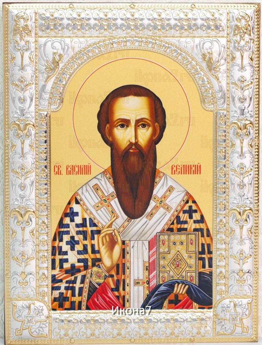 Василий Великий (18х24см)