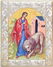 Икона Татьяна Римская (14х18см)