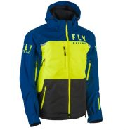 Куртка Fly Carbon, Сине-черная светоотражающая мод.2021
