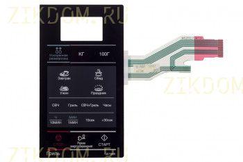 Сенсорная панель микроволновой печи Samsung GE73MR-S DE34-00405A