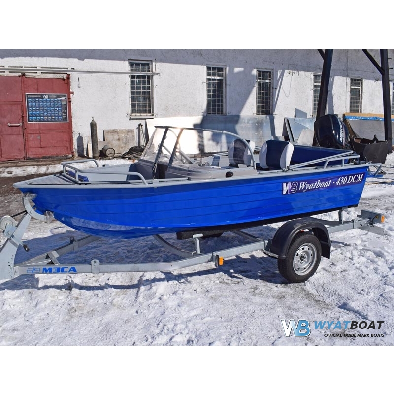 Wyatboat-430DCМ