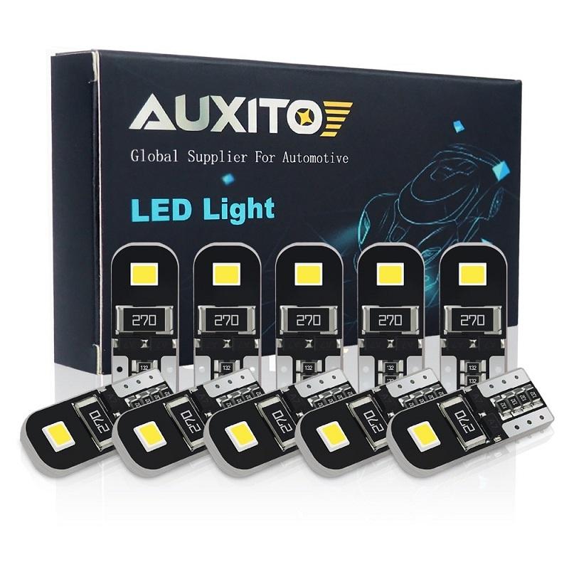 Светодиодные лампы AUXITO W5W T10