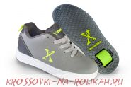 Роликовые кроссовки SIDE WALK SPORTS by Heelys BRIGADE HE100547