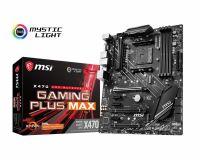 Материнская плата MSI X470 Gaming Plus Max Socket AM4