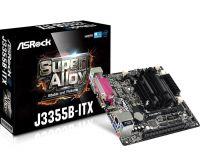 Материнская плата ASRock J3355B-ITX Mini ITX
